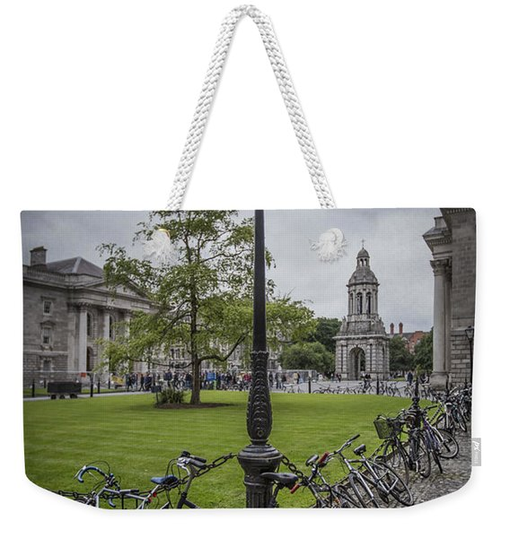 Thunder Rising Weekender Tote Bag