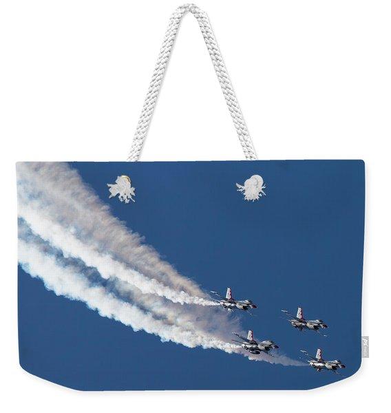 Thunderbird Loop Weekender Tote Bag