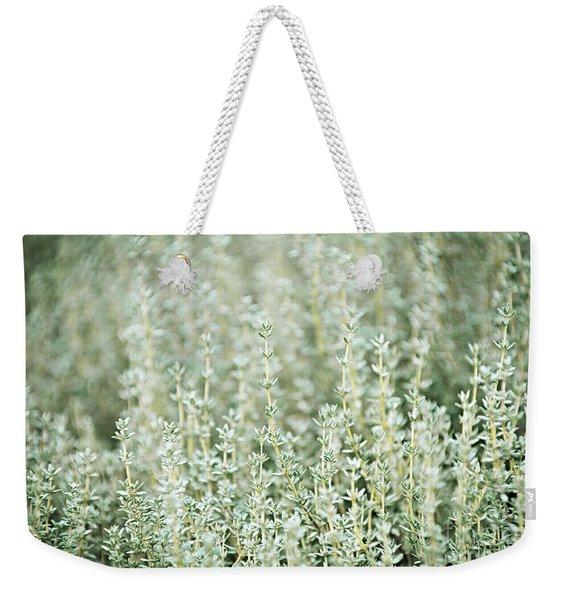 Thyme  Weekender Tote Bag