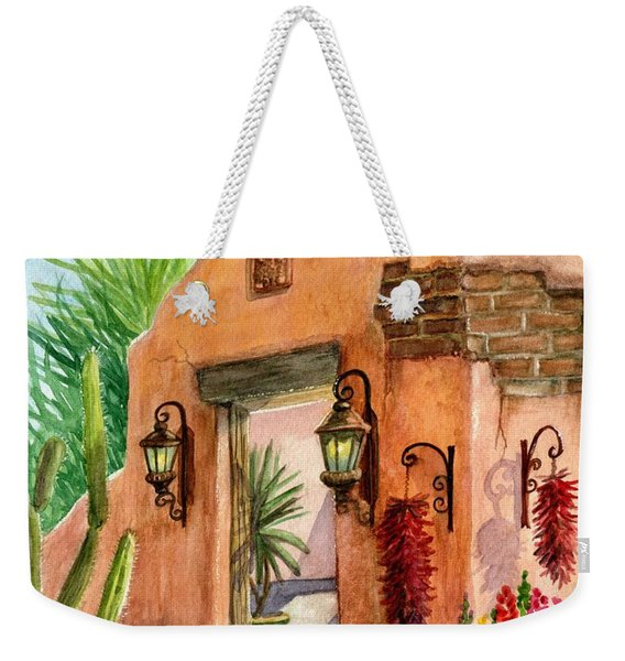 Tia Rosa Time Weekender Tote Bag
