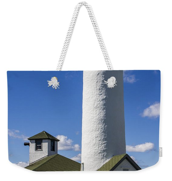 Tibbetts Point Lighthouse Weekender Tote Bag