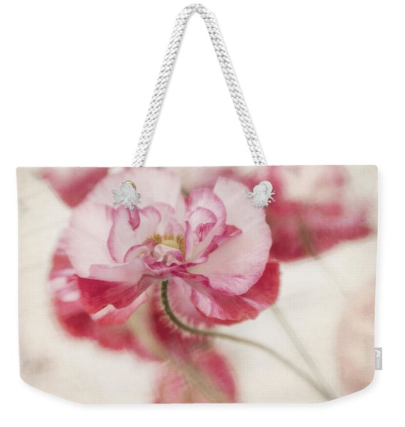 Tickle Me Pink Weekender Tote Bag