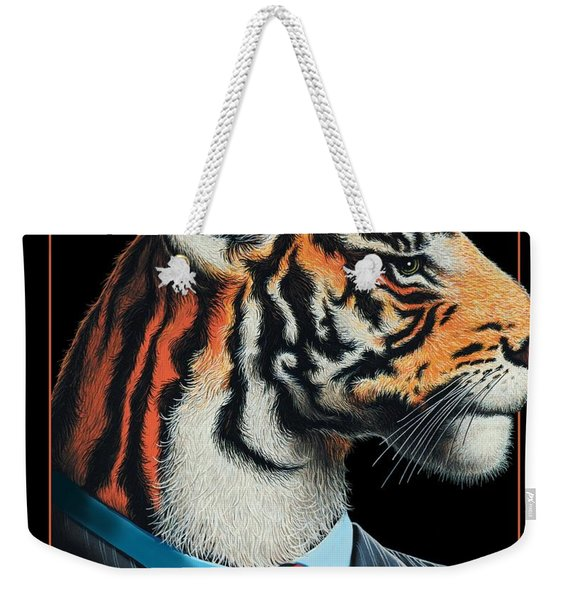 Tigerman Weekender Tote Bag