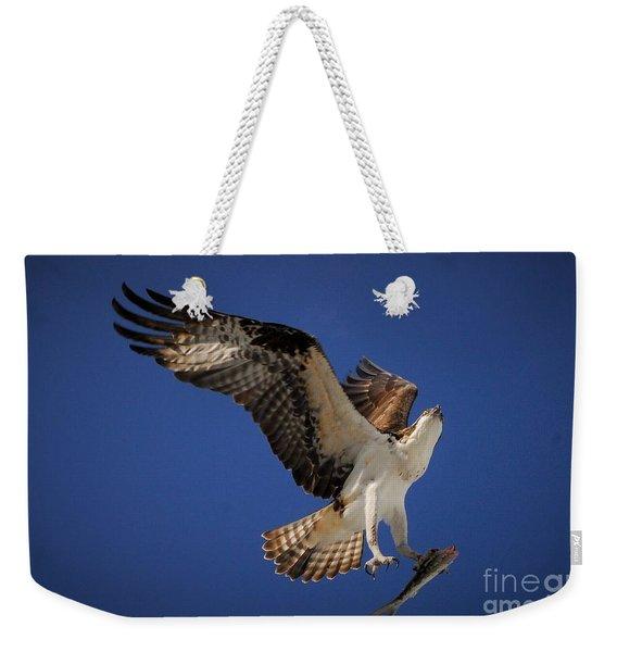 Tight Grip Weekender Tote Bag