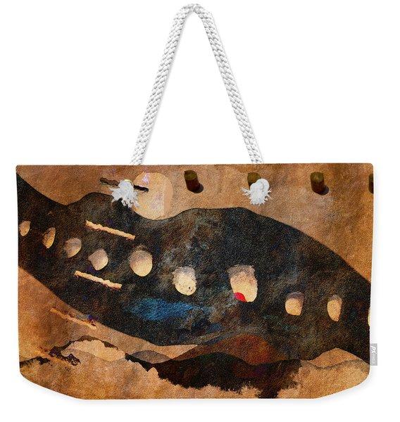 Time Passages Weekender Tote Bag