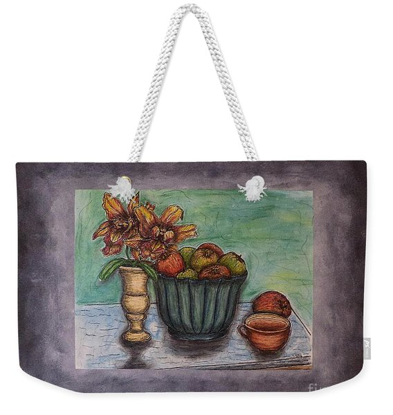 Time To Relax Weekender Tote Bag