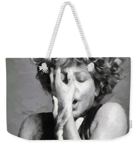 Tina Turner - Emotion Weekender Tote Bag