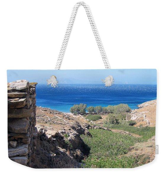 Tinos Island Weekender Tote Bag