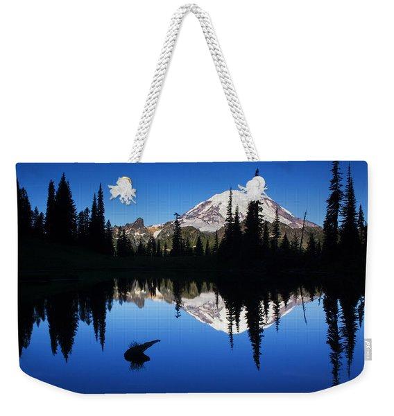 Tipsoo Sunrise Weekender Tote Bag