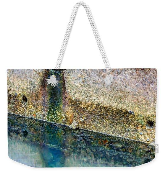 To The Ocean Weekender Tote Bag