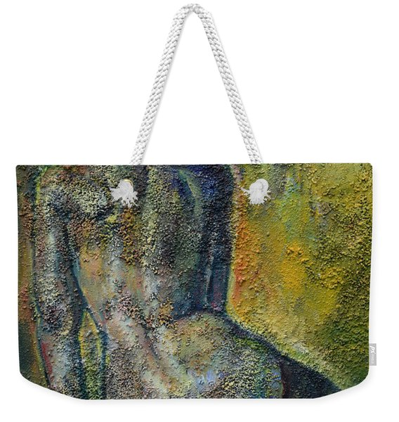 To The Light Weekender Tote Bag