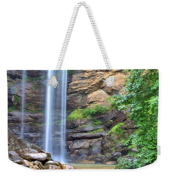 Toccoa Falls Weekender Tote Bag