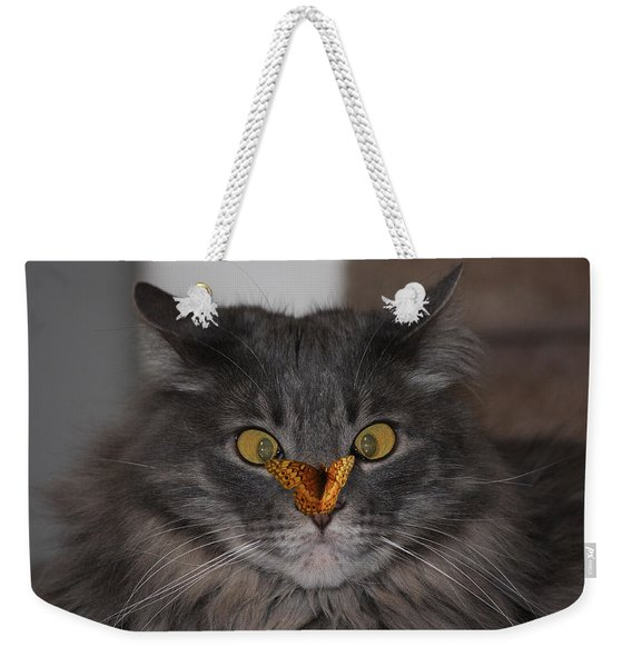 Tolerance Weekender Tote Bag