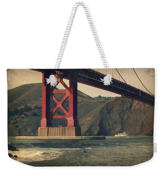 Tomorrow Will Still Be The Same Weekender Tote Bag