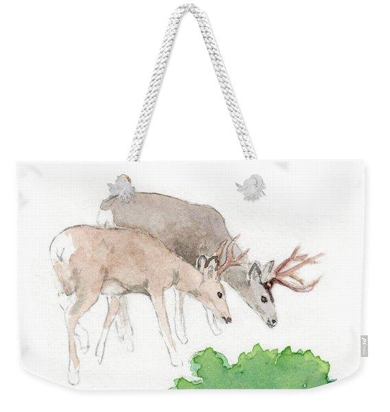 Too Dear Weekender Tote Bag