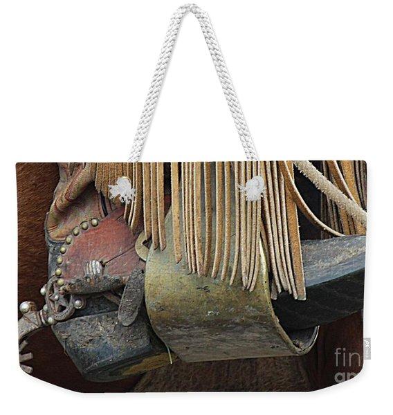 Tools Of The Trade Weekender Tote Bag