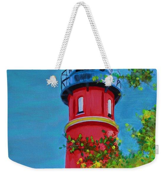 Top Of The House Weekender Tote Bag