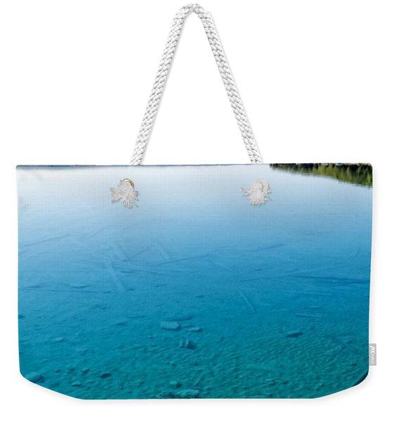 Torch Lake Weekender Tote Bag