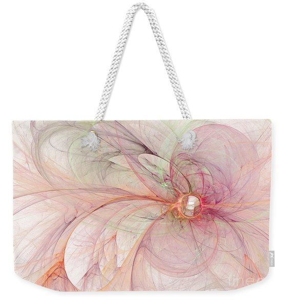 Touched By An Angel Weekender Tote Bag