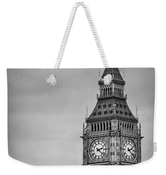 Tower Of Power Weekender Tote Bag