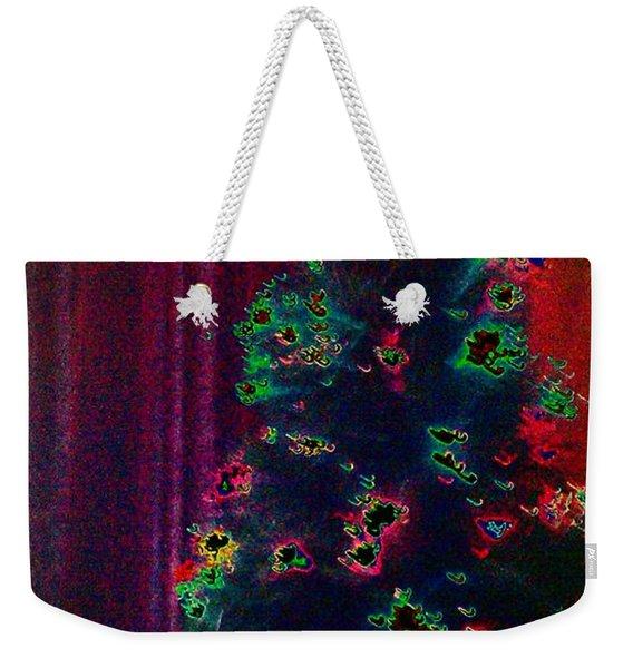Traditional Christmas Weekender Tote Bag