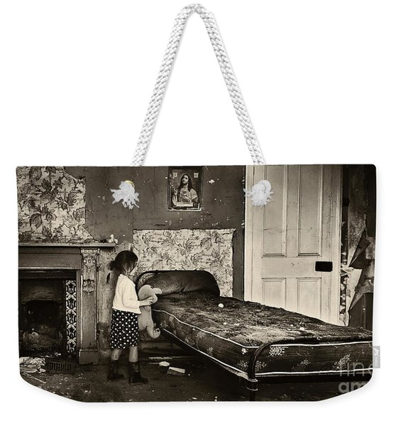 Tragedy Within  Weekender Tote Bag