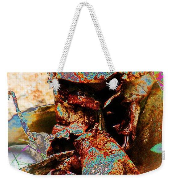What The Hell Weekender Tote Bag