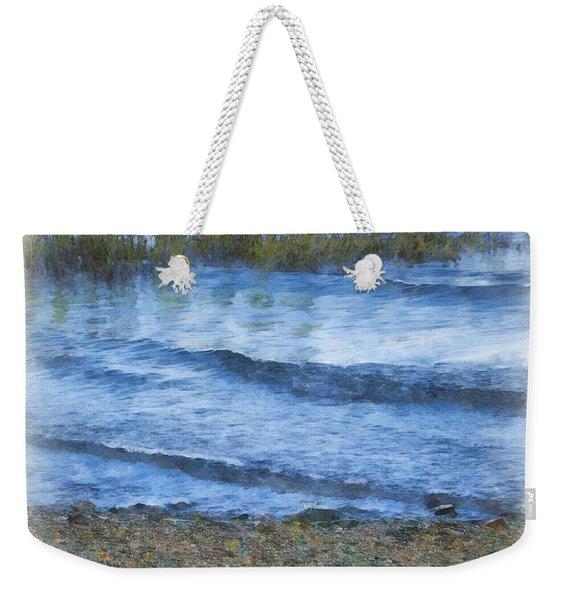Tranquility Base Weekender Tote Bag