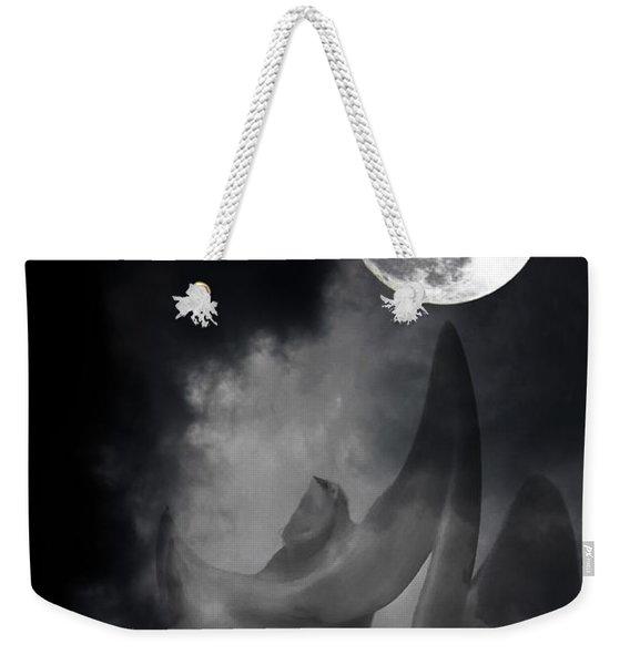 Transformation Terra Weekender Tote Bag