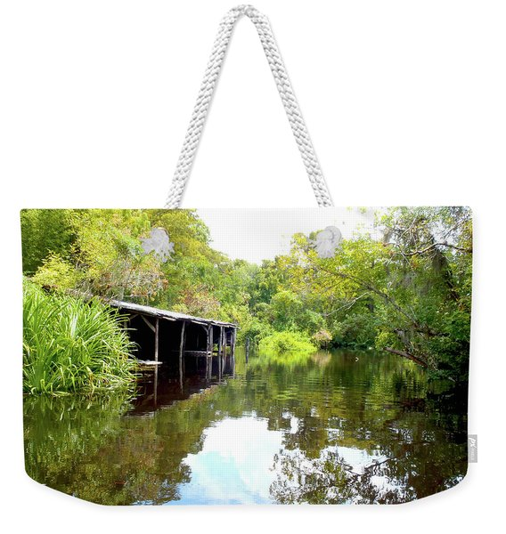 Trapper Nelson Weekender Tote Bag