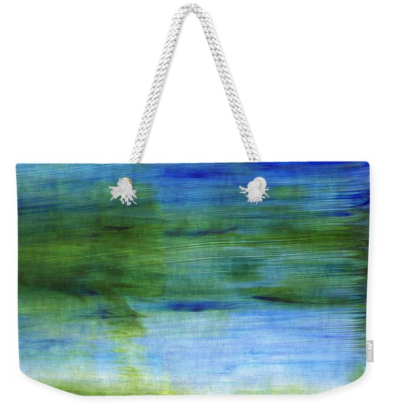 Traveling West Weekender Tote Bag