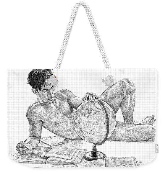 Traveller Weekender Tote Bag