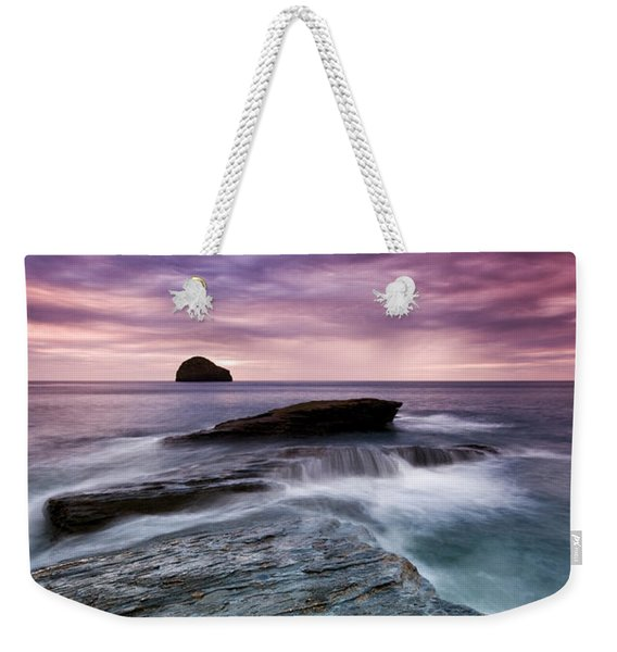 Trebarwith Strand Weekender Tote Bag
