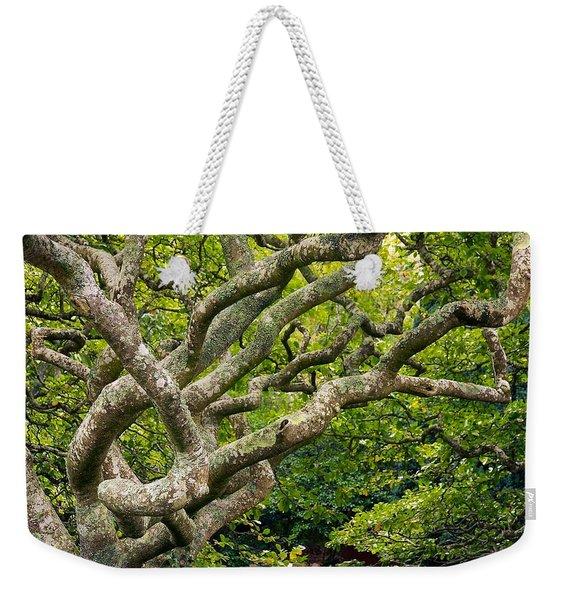 Tree #1 Weekender Tote Bag