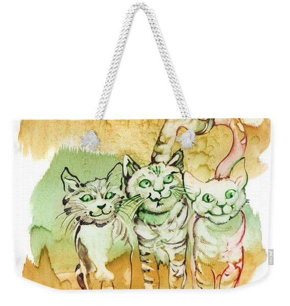Tree Brothers  Weekender Tote Bag