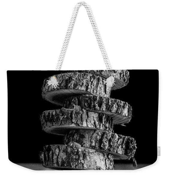 Tree Deconstructed Weekender Tote Bag
