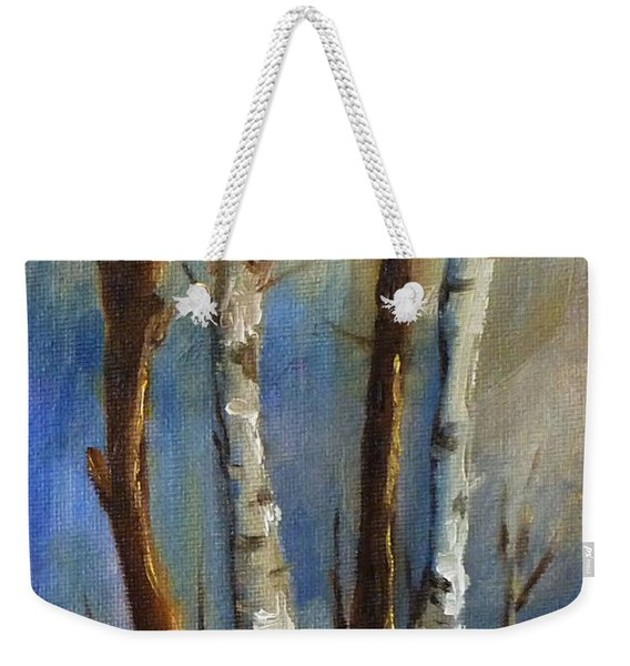 Tree Group Weekender Tote Bag