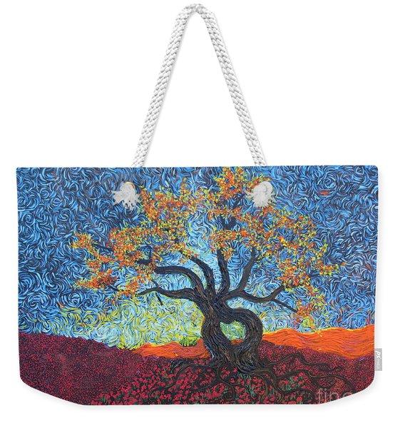 Tree Of Heart Weekender Tote Bag