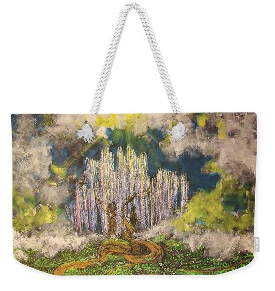 Tree Of Souls Weekender Tote Bag