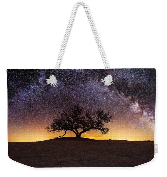 Tree Of Wisdom Weekender Tote Bag