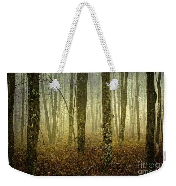 Trees II Weekender Tote Bag