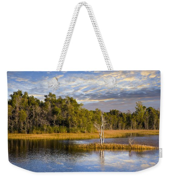 Trees In The Everglades Weekender Tote Bag