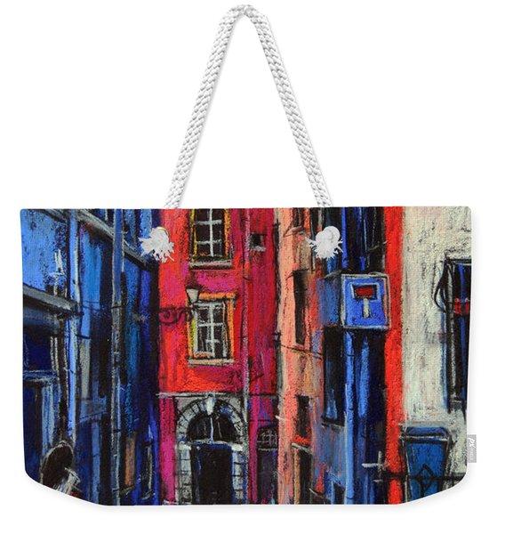 Trinite Square Lyon Weekender Tote Bag