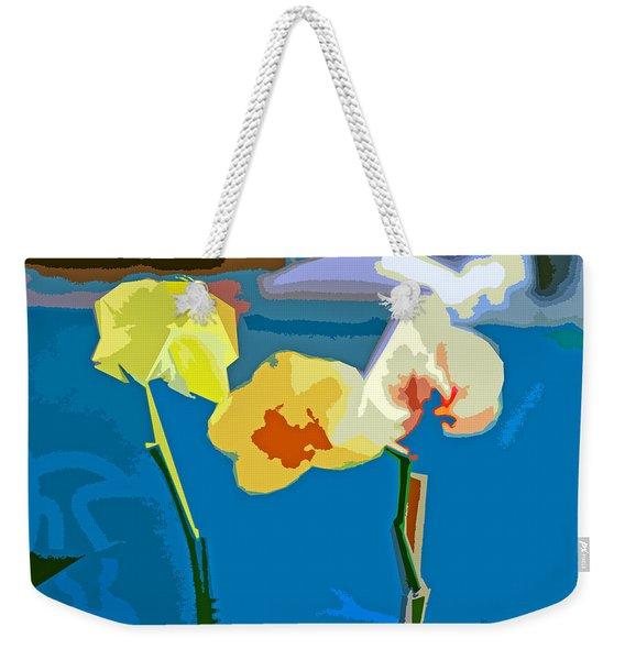 Trinity Weekender Tote Bag