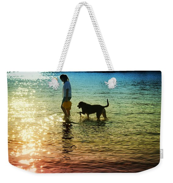 Tripping The Light Fantastic Weekender Tote Bag