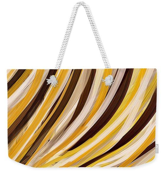 Tropical Ambiance Weekender Tote Bag