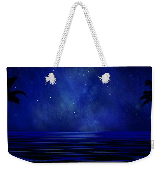 Tropical Dreams Wall Mural Weekender Tote Bag