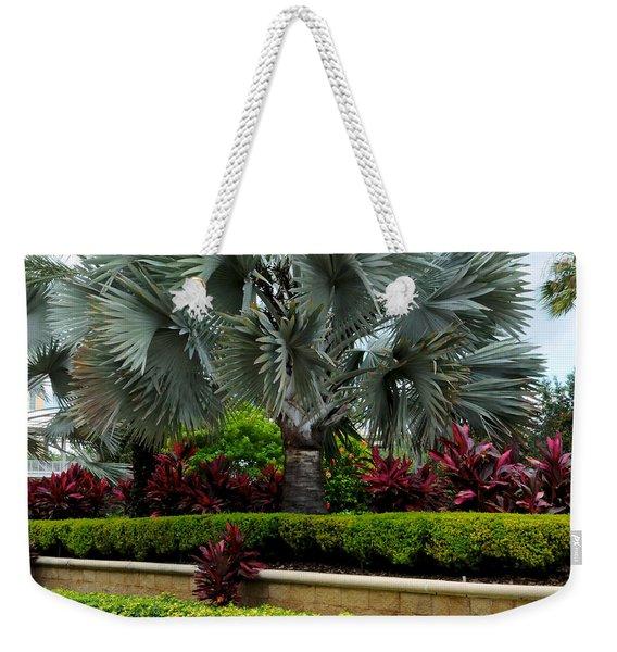 Tropical Landscape Weekender Tote Bag