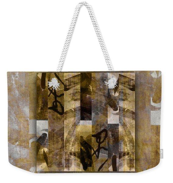 Tropical Panel Number One Weekender Tote Bag