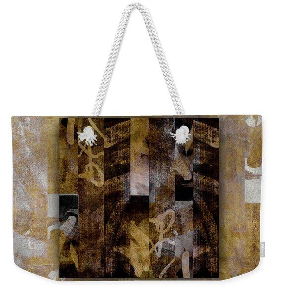 Tropical Panel Number Two Weekender Tote Bag